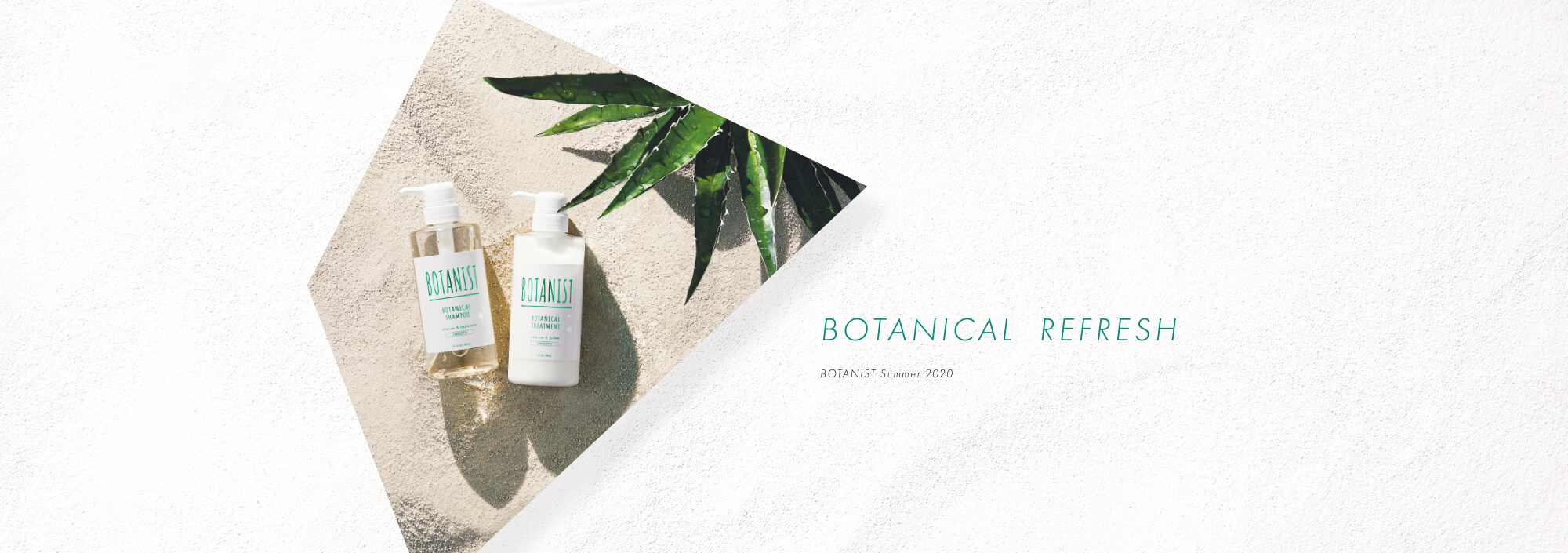 BOTANICAL REFRESH 2020
